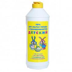 Невская косметика гель для мытья посуды и принадлежностей Детский 500мл НЕВСКАЯ КОСМЕТИКА