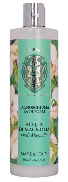 LA FLORENTINA Пена для ванны Свежая магнолия / Fresh Magnolia 500 мл