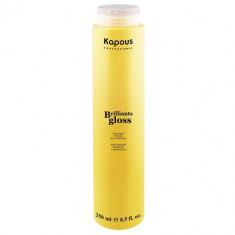 Kapous Brilliants gloss Блеск-бальзам для волос 250 мл