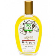 SOBIO etic масло аргановое чистое органическое 50мл SO BIO etic