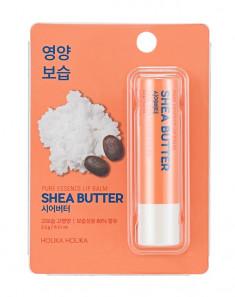 HOLIKA HOLIKA Бальзам питательный для губ с маслом ши / Pure Essence Shea Butter Lip Balm 3,3 г