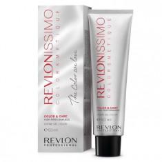 Revlon REVLONISSIMO COLORSMETIQUE Краска для волос  6.12 темный блондин пепельно-переливающийся