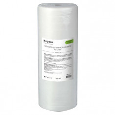KAPOUS Полотенце одноразовое соты в рулоне 45*90 cм 35 г/м2 100 шт/уп