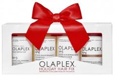 OLAPLEX Набор подарочный Система ухода и защиты волос (эликсир №3 100 мл, шампунь №4 100 мл, кондиционер №5 100 мл, крем №6 100 мл) Olaplex Holiday Kit 2020