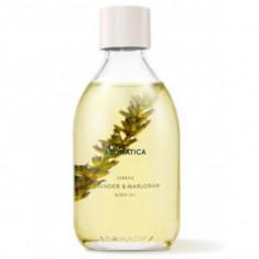 масло для тела с маслами лаванды и майорана aromatica serene body oil lavender & marjoram