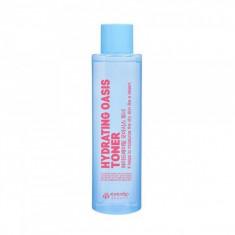 увлажняющий тонер с розовой гималайской солью eyenlip hydrating oasis toner