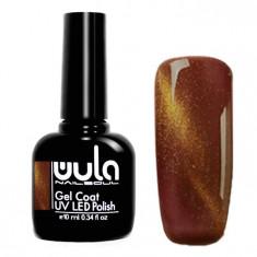 WULA NAILSOUL 606 гель-лак для ногтей / Wula nailsoul Cat's eye 10 мл