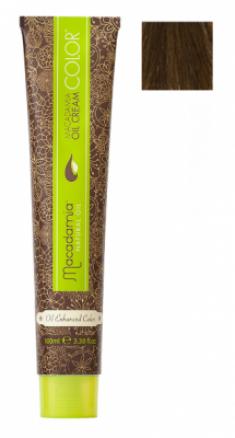 Краска для волос Macadamia Oil Cream Color 7.32 СРЕДНИЙ БЕЖЕВЫЙ БЛОНДИН 100