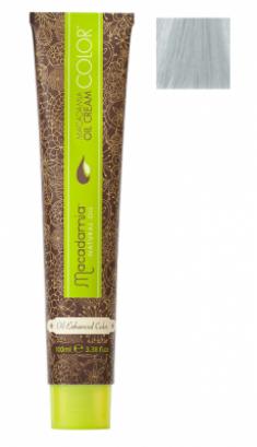 Краска для волос Macadamia Oil Cream Color 12.11 ОЧЕНЬ ПЕПЕЛЬНЫЙ ПЛАТИНОВЫЙ БЛОНДИН 100vk