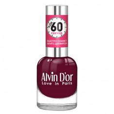 Alvin D'or, Лак «60 секунд» №17