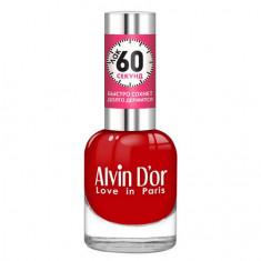 Alvin D'or, Лак «60 секунд» №20