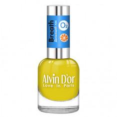 Alvin D'or, Лак Breath №07