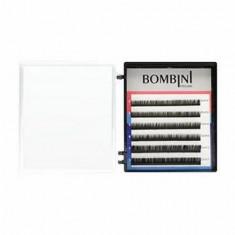 Bombini, Ресницы на ленте 0,10/9-11 мм, C-изгиб