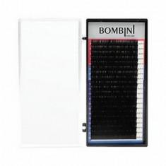 Bombini, Ресницы на ленте 0,15/9-12 мм, C-изгиб