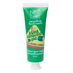 Levrana, Крем для рук Neo Care Mint Almond Pie, 30 мл