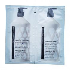 BAREX Набор для волос (шампунь 12 мл + маска для частого использования 12 мл) СОNTEMPORA
