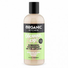 Organic shop Organic Kitchen Био Гель для душа Овсянка сэр! 50 мл