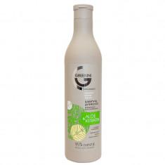 Greenini Шампунь Aloe&Keratin кератин восстанавливающий 200мл