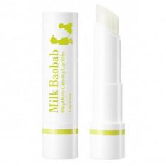 успокаивающий бальзам для губ для детей и младенцев milkbaobab baby kids calming lip balm