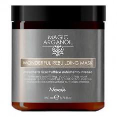 Nook Magic Arganoil Реконструирующая интенсивно-питательная маска Wonderful Rebuilding Mask 250мл