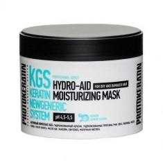 Protokeratin Экспресс-маска увлажнение для жестких сухих волос 250мл