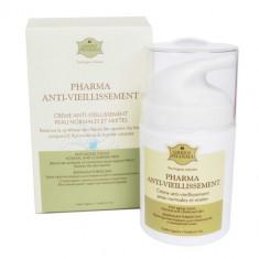 Грин Фарма Фармаантивиесма крем против морщин для нормальной и смешанной кожи 50мл Green Pharma