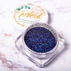 Blesk, Дизайн для ногтей «Вспышка цвета», фиолетовый