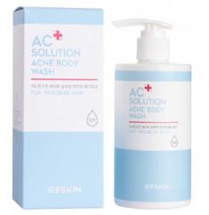 гель для душа для проблемной кожи berrisom g9skin ac solution acne body wash