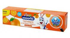 Lion Thailand Kodomo паста зубная для детей с 6 месяцев с ароматом апельсина 40г
