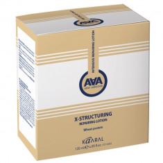 Kaaral AAA Восстанавливающий лосьон для сильно поврежденных волос с пшеничными протеинами 120мл