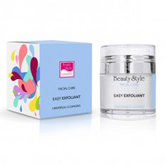 BeautyStyle Легкий эксфолиант Cleansing universal с эффек микрошлифовки для всех типов кожи 50мл Beauty Style