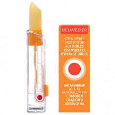 Belweder, Витаминный бальзам с маслом апельсина для губ