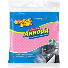 Фрекен Бок Салфетка Аккорд целлюлозная 3шт ФРЕКЕН БОК
