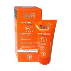 SVR Безопасное солнце Крем-мусс с эффектом фотошопа SPF50 50мл