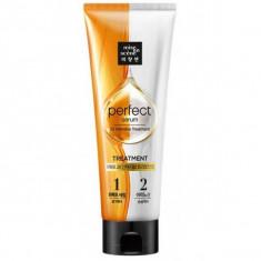 питательная маска для волос mise en scene perfect serum 2x intensive treatment