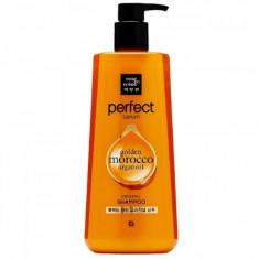 питательный шампунь для поврежденных волос mise en scene perfect original shampoo