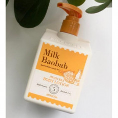 лосьон для тела milkbaobab high cera body lotion mimosa
